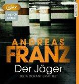 Der Jäger / Julia Durant Bd.4 (1 MP3-CDs)