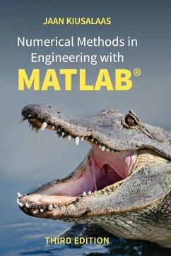 Numerical Methods in Engineering with MATLAB - Kiusalaas, Jaan