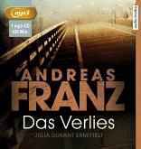 Das Verlies / Julia Durant Bd.7 (1 MP3-CDs)