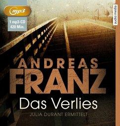 Das Verlies / Julia Durant Bd.7 (1 MP3-CDs) - Franz, Andreas