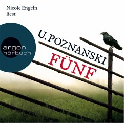 Fünf / Beatrice Kaspary Bd.1 (MP3-Download) - Poznanski, Ursula