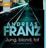 Jung, blond, tot / Julia Durant Bd.1 (1 MP3-CDs)