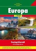 Freytag & Berndt Atlas Europa, Autoatlas 1:700.000