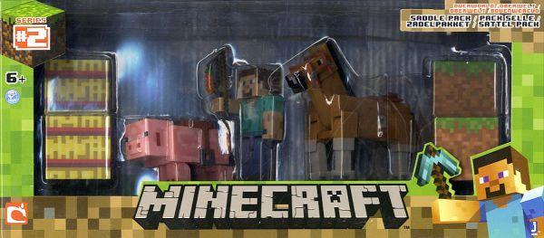 Minecraft Sammelfigur Pferde Co Pack Bei Bücherde Immer - Minecraft spiele mit pferden