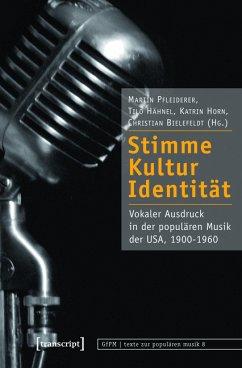 Stimme, Kultur, Identität (eBook, PDF)
