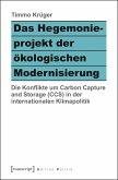 Das Hegemonieprojekt der ökologischen Modernisierung (eBook, PDF)