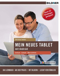 Mein neues Tablet mit Android (eBook, PDF) - Immler, Christian