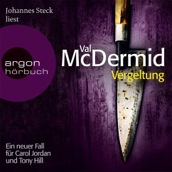 Vergeltung / Tony Hill & Carol Jordan Bd.7 (MP3-Download) - McDermid, Val