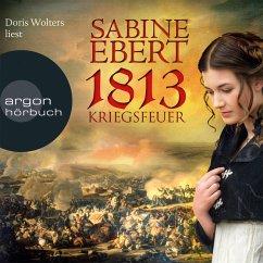 Kriegsfeuer (MP3-Download) - Ebert, Sabine