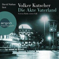 Die Akte Vaterland / Kommissar Gereon Rath Bd.4 (MP3-Download) - Kutscher, Volker