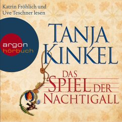 Das Spiel der Nachtigall (MP3-Download) - Kinkel, Tanja