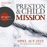 Mission - Spiel auf Zeit / Gideon Crew Bd.1 (MP3-Download)