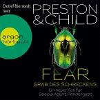 Fear - Grab des Schreckens / Pendergast Bd.12 (MP3-Download)