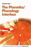 The Phonetics/Phonology Interface