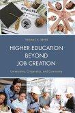 Higher Education beyond Job Creation