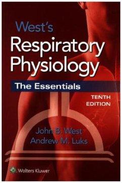 West's Respiratory Physiology - West, John B.; Luks, Andrew M.