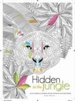 Hidden in the Jungle Colouring Book von Sara Muzio als Taschenbuch ...