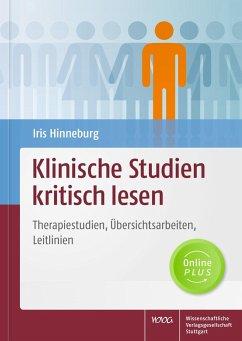 Klinische Studien kritisch lesen - Hinneburg, Iris