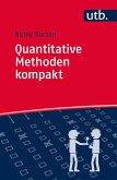 Quantitative Methoden kompakt (eBook, ePUB)