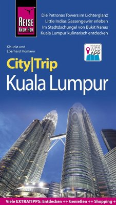 Reise Know-How CityTrip Kuala Lumpur (eBook, ePUB) - Homann, Eberhard; Homann, Klaudia