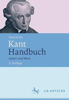 Kant Handbuch - Irrlitz, Gerd