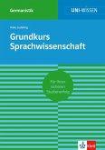 Uni-Wissen Grundkurs Sprachwissenschaft (eBook, ePUB)