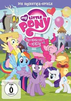 My Little Pony - Freundschaft ist Magie: 3. Staffel, Vol. 2, Die Equestria-Spiele - My Little Pony: St3v2/Dvd