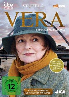 Vera: Ein ganz spezieller Fall - Staffel 2 (4 Discs) - Vera