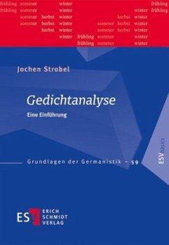 Gedichtanalyse - Strobel, Jochen