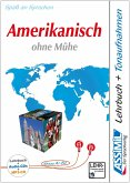 ASSiMiL Amerikanisch ohne Mühe - Audio-Plus-Sprachkurs - Niveau A1-B2