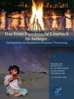 Das Erste Rumänische Lesebuch für Anfänger - Arefu, Drakula