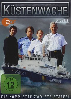 Küstenwache - Staffel 12 DVD-Box