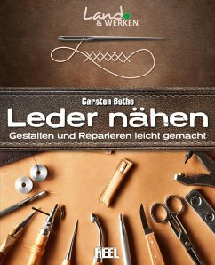 Leder nähen (eBook, ePUB) - Bothe, Carsten