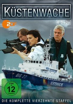 Küstenwache - Staffel 14 DVD-Box