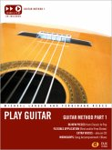 Play Guitar, Guitar Method, w. Audio-CD