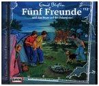 Fünf Freunde und das Feuer auf der Felseninsel / Fünf Freunde Bd.113 (1 Audio-CD)