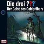 Der Geist des Goldgräbers / Die drei Fragezeichen - Hörbuch Bd.177 (1 Audio-CD)