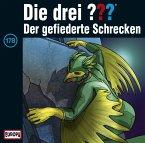 Der gefiederte Schrecken / Die drei Fragezeichen - Hörbuch Bd.178 (1 Audio-CD)
