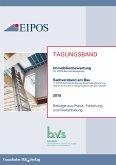 Tagungsband der EIPOS-Sachverständigentage Immobilienbewertung und Sachverstand am Bau 2015. (eBook, PDF)