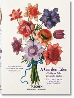 Ein Garten Eden - Lack, H. Walter;Lack, Hans W.