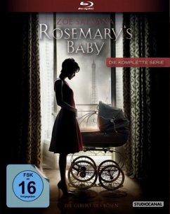 Rosemary's Baby - Die komplette Serie - Saldana,Zoe/Adams,Patrick J.