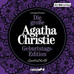 Die große Agatha Christie Geburtstags-Edition (MP3-Download) - Christie, Agatha