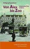 Von Alex bis Zoo (eBook, ePUB)