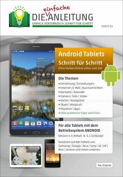 Die.Anleitung für Android Tablets - Oestreich, Helmut