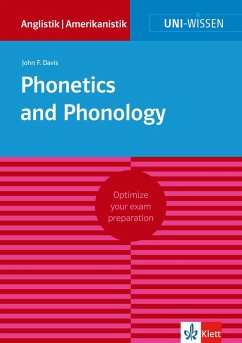 Uni-Wissen Phonetics and Phonology (eBook, ePUB) - Davis, John F.