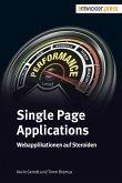Single Page Applications (eBook, PDF)