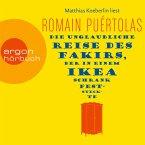 Die unglaubliche Reise des Fakirs, der in einem Ikea-Schrank feststeckte (MP3-Download)