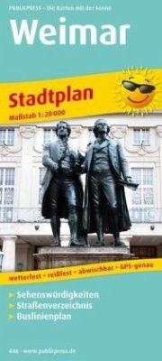 PublicPress Stadtplan Weimar