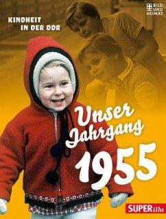 Unser Jahrgang 1955 (Mängelexemplar)