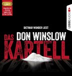 Das Kartell / Art Keller Bd.2 (4 MP3-CDs)